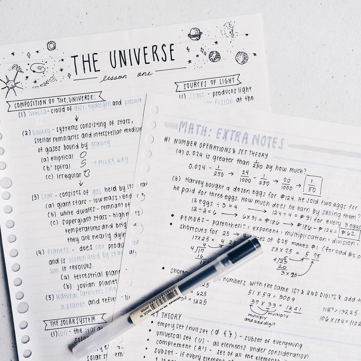 17+ best images about Study Inspiration & Pretty Notes on