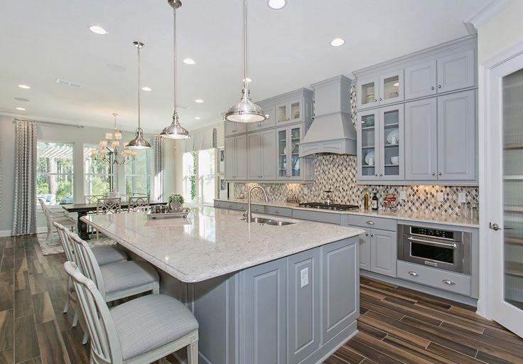 CalAtlantic Homes in Twenty Mile Village Grove kitchen