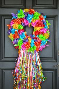 17 Best images about Wreaths - Fiesta on Pinterest | Deco ...