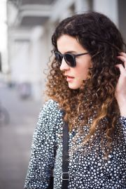 ideas ombre curly