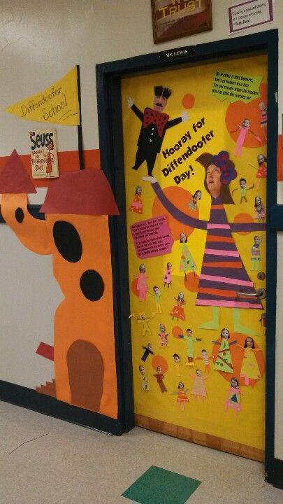 95 best images about Dr. Seuss door decorations on