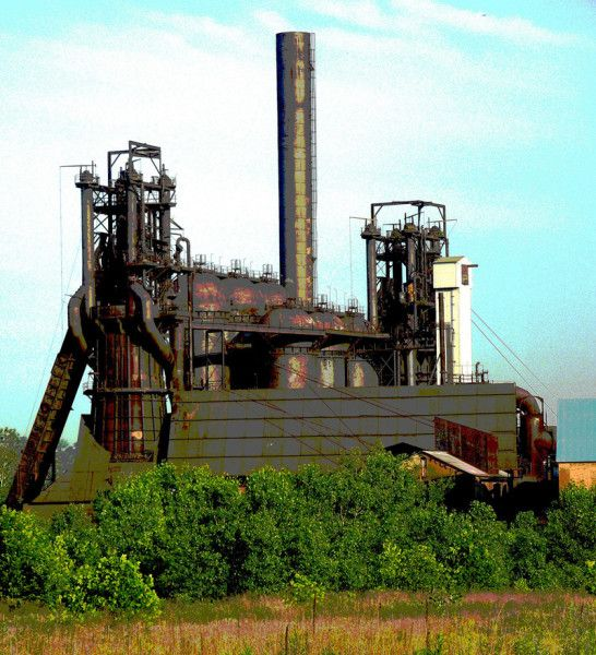 17 Best images about Carrie Furnace on Pinterest