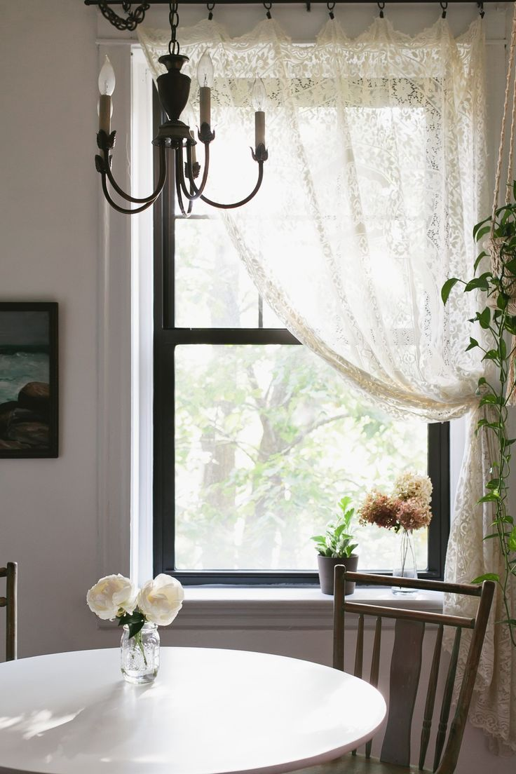 17 Best Ideas About Vintage Curtains On Pinterest Country