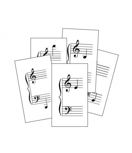 Music Teaching Resource: Basic Grand Staff Note Reading
