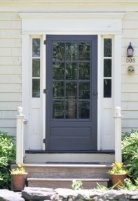 13 best images about Front Door Magic - Colonial styles on ...