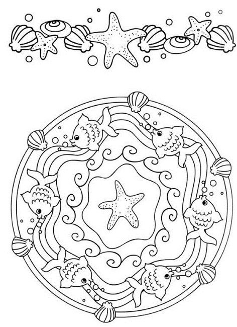 502 best images about Beach coloring pages on Pinterest