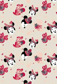 This Minnie Mouse design is so pretty. | disney wallpapers ...