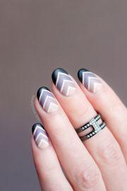 ideas gradient nails