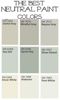Best 20+ Neutral paint colors ideas on Pinterest | Neutral ...