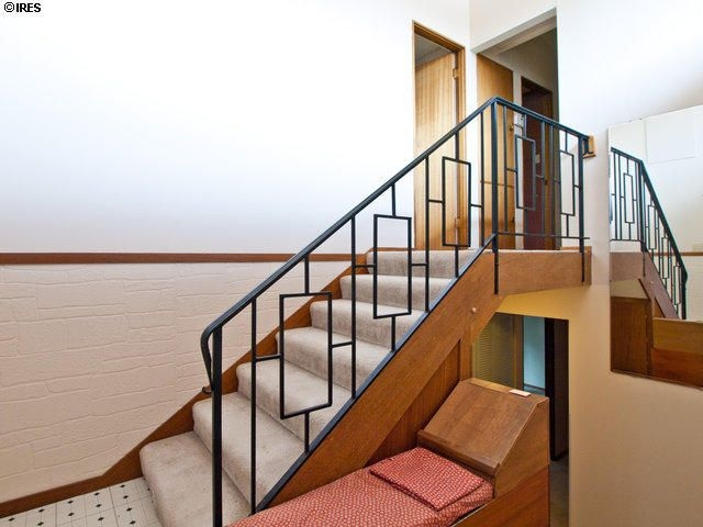 24 Best Images About Renovation Ideas On Pinterest | Mid Century Modern Stair Railing