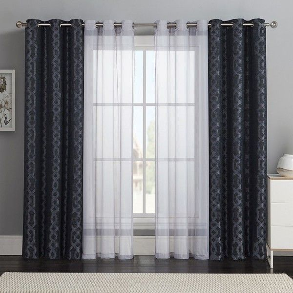 25 Best Ideas About Big Window Curtains On Pinterest Large