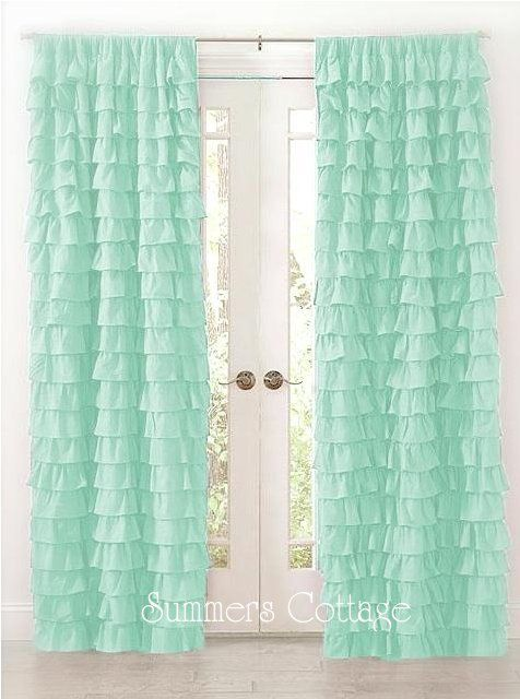 25 Best Ideas About Aqua Curtains On Pinterest Teal Bedroom
