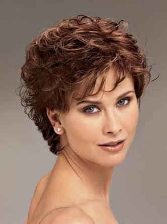 25 Best Ideas About Short Permed Hair On Pinterest Short Permed