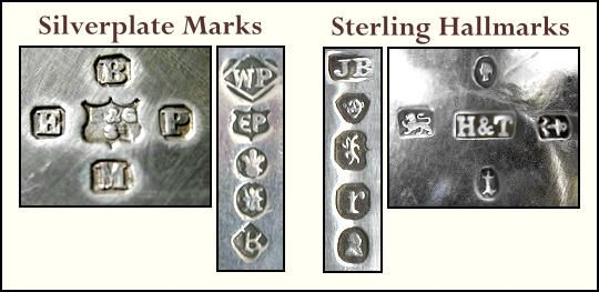 British Silver Plate Marks Encyclopedia Of Silver Marks