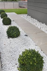 25+ Best Ideas about White Landscaping Rock on Pinterest ...