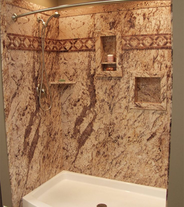 DIY Shower & Tub Wall Panels & Kits