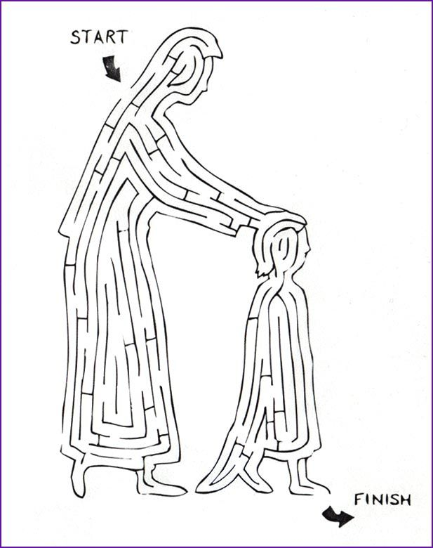Hannah And Samuel Coloring Pages Sketch Coloring Page