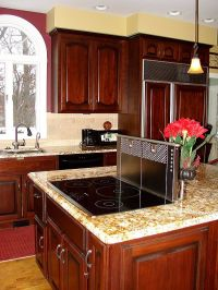 Kitchen Island Plans With Cooktop - WoodWorking Projects ...