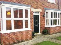 Stunning box bay Windows with stunning high quality Rehau ...