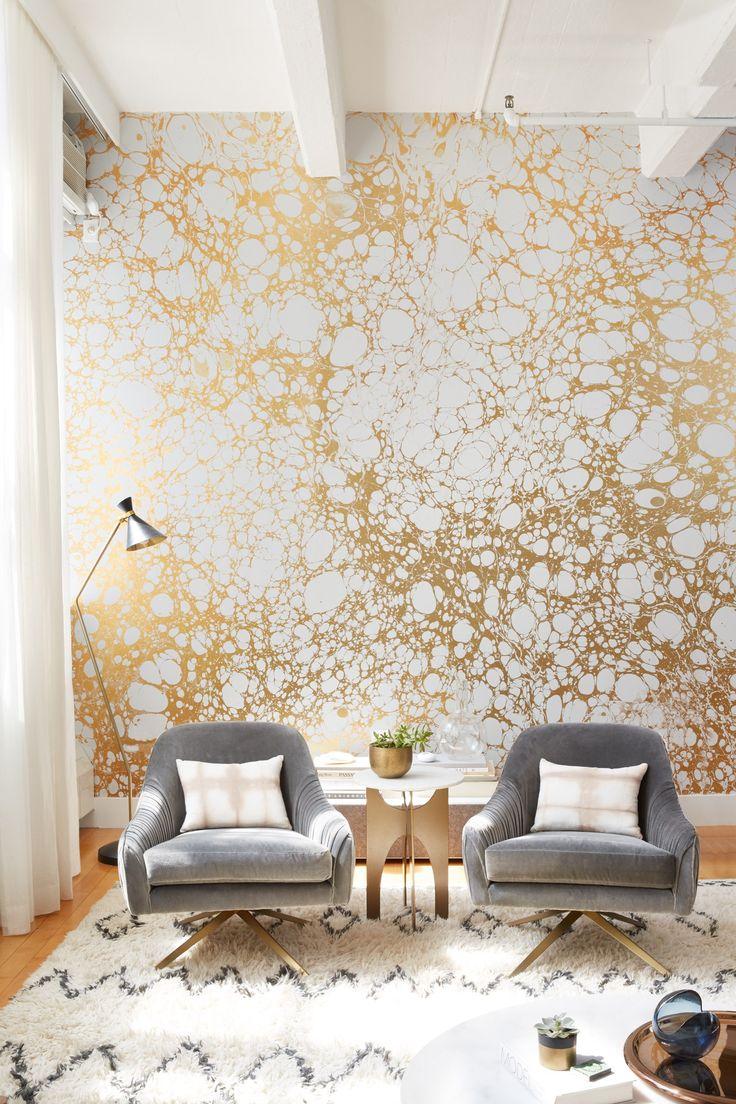 25 Best Ideas About Wallpaper Decor On Pinterest Attic