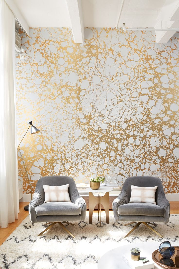 25+ best ideas about Wallpaper Decor on Pinterest