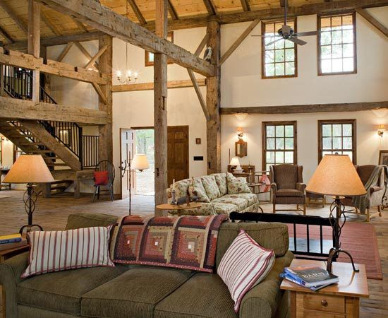 124 Best Images About Barns Into Homes On Pinterest Barn Homes