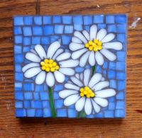 The 25+ best Mosaic flowers ideas on Pinterest   Mosaic ...