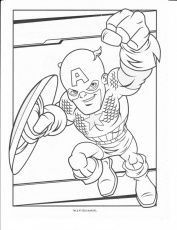 25+ best ideas about Superhero Coloring Pages on Pinterest