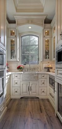 25+ best ideas about Galley kitchens on Pinterest