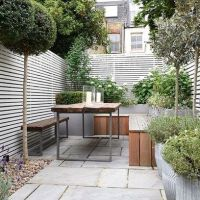 25+ Best Ideas about Small City Garden on Pinterest   City ...
