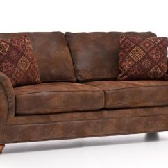Faux Suede Sofa Cleaning Instructions Country Door Covers Leather Being Microfiber Then This Would Be