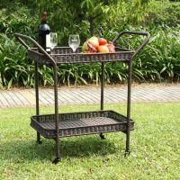 1000+ ideas about Serving Cart on Pinterest   Wicker ...