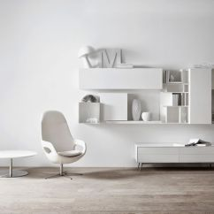 Log Home Living Room Decorating Ideas Wall Unit Design For In India Boconcept 2015 Collection––smartville Swivel Chair––lugano ...