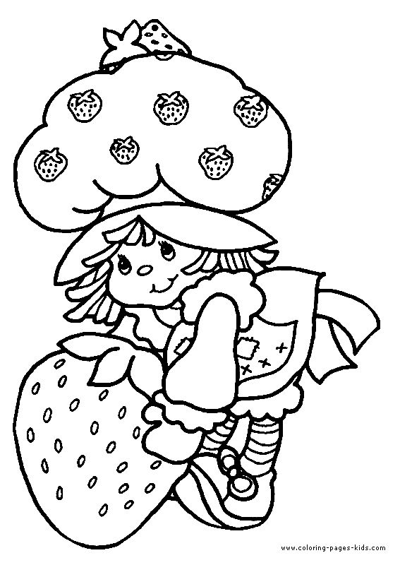 Best 25 Strawberry Shortcake Cartoon Ideas