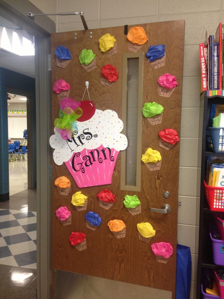 25+ best ideas about Birthday door decorations on