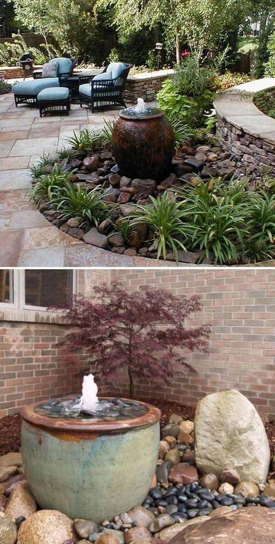 25 Best Fountain Ideas On Pinterest Garden Water Fountains