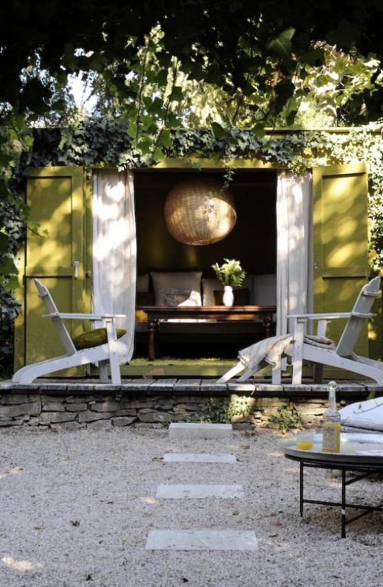 17 Best Images About Outdoor Shed On Pinterest Gardens