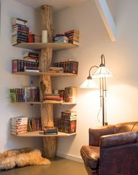 25+ best ideas about Bookshelves on Pinterest | Homemade ...