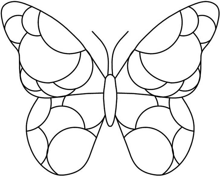 25+ best ideas about Butterfly template on Pinterest