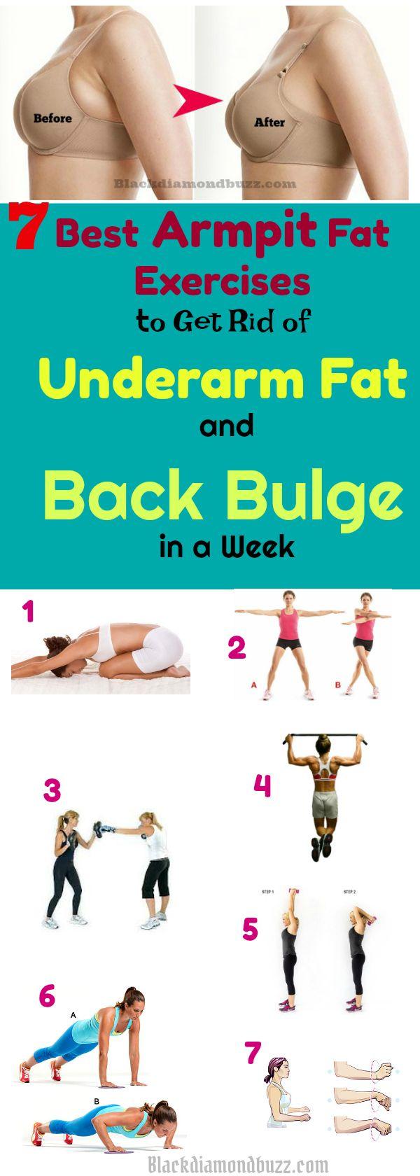The 25+ best Back fat workout ideas on Pinterest