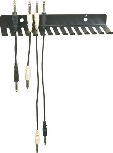 Raxxess CBLD By Raxxess 999 16 Gauge Steel Cable Organizer Keeps Cabling Off The Floor Out