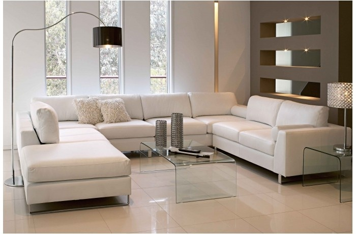 light coloured living room ideas beach house decorating angora 4 piece modular leather lounge suite- harvey norman ...
