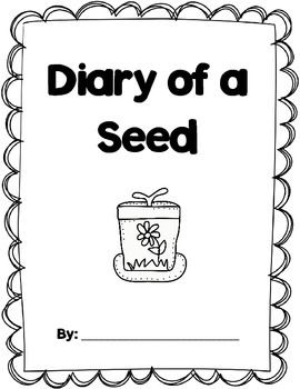 FREE! This is a great follow up activity to planting seeds