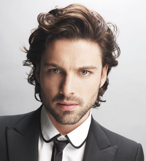 25 Best Ideas About Wavy Hair Men On Pinterest Men's Hairstyles