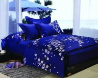 Dark Blue and Purple Bedding Sets, Royal Bedroom