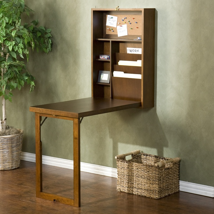 Wildon Home  Frank FoldOut Convertible Writing Desk with