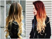 types of ombre hair