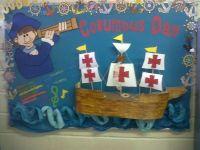 Columbus day bulletin board!!! | school is fun ...
