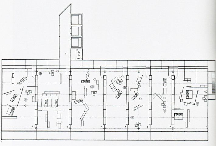 ABALOS & HERREROS- Housing & City, Barcelona, 1988