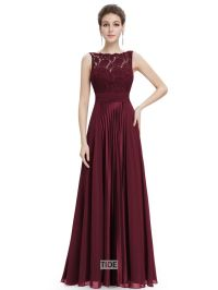 17 Best ideas about Burgundy Bridesmaid Dresses on ...